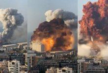 Photo of Decenas de víctimas a causa de dos explosiones en la zona del puerto de la capital de Líbano
