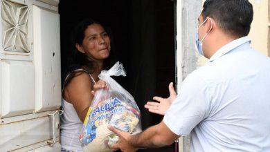 Photo of Municipio de Samborondón entregó cerca de 100.000 raciones alimenticias