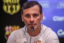 Photo of Fabián Bustos dio pistas sobre la alineación de BarcelonaSC contra Orense