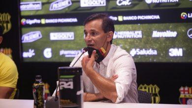 Photo of 'Es una locura el calendario pero no nos quejamos porque queríamos competir', asegura Fabián Bustos