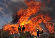 Photo of Miles de evacuados en California debido a incendios