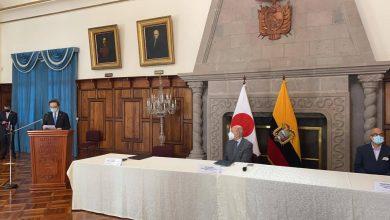 Photo of Coronavirus Ecuador: Japón dona $6.4 millones en equipos médicos y sanitarios