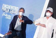 Photo of Guillermo Lasso propondrá a Alfredo Borrero como su binomio presidencial