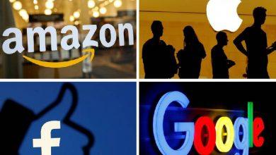 Photo of Amazon, Apple, Facebook y Alphabet anuncian enormes ingresos trimestrales, un día después de que sus jefes comparecieran ante el Congreso de EE.UU.