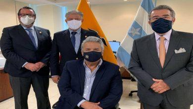 Photo of Vicepresidenta María Alejandra Muñoz se encargará de resolver deuda que mantiene el Ministerio de Salud y el IESS con la Junta de Beneficencia de Guayaquil