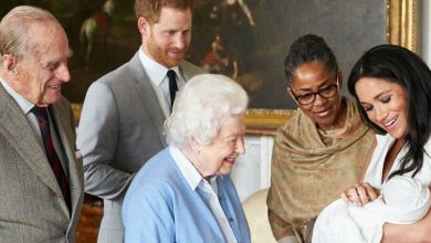 """Photo of Meghan Markle y el príncipe Harry despidieron a la niñera de Archie por """"irresponsable y poco profesional"""""""