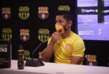 Photo of [VIDEO] Matías Oyola: Jugaríamos 200 partidos si así fuera necesario