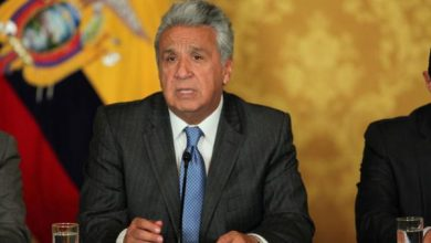 Photo of Lenín Moreno amplia estado de excepción en Ecuador por covid-19