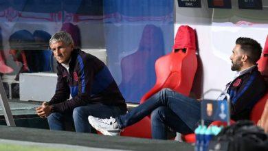 Photo of ¡El FCBarcelona echa a Quique Setién tras humillación propinada por el Bayern Munich!
