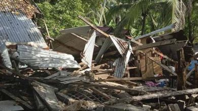 Photo of Un potente terremoto sacude el centro de Filipinas
