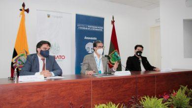 Photo of El MINTEL y el Municipio de Ambato trabajan para convertirla en Ciudad Inteligente