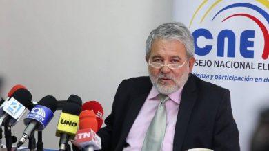 Photo of Luis Verdesoto: Juro que no sé de dónde el Estado va a sacar presupuesto para las elecciones