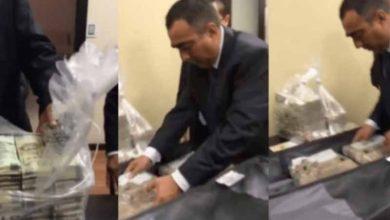 Photo of AMLO muestra video de sobornos ligados al caso Emilio Lozoya