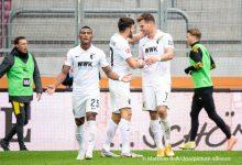 Photo of Carlos Gruezo, señorial y titular en el triunfo del Augsburgo sobre Borussia Dortmund