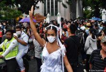 Photo of Miles manifiestan en Tailandia para pedir reformas democráticas