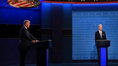 Photo of Comienza el primer debate presidencial entre Donald Trump y Joe Biden