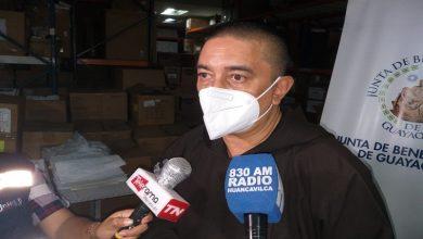 Photo of Hospital de Orellana recibió donación de la Junta de Beneficencia de Guayaquil