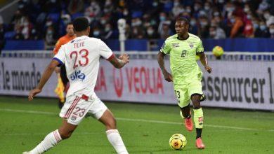 Photo of Aníbal Chalá fue titular en la derrota del Dijon contra Stade de Brestois