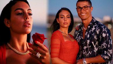"""Photo of Cristiano Ronaldo y el """"anillo más caro del mundo"""" para Georgina"""