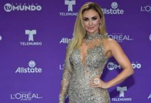Photo of Aracely Arámbula le canta a Luis Miguel con «Malas noticias»