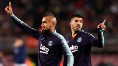 Photo of Luis Suárez y Arturo Vidal, otra vez descartados por Ronald Koeman