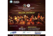 """Photo of El Museo de la Música Popular Julio Jaramillo y El Club Metropolitano presentan """"El Balcón Sinfónico"""","""