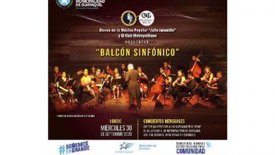 """Photo of El Museo de la Música Popular Julio Jaramillo y El Club Metropolitano presentan """"El Balcón Sinfónico"""""""