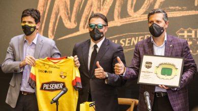 Photo of ¡BarcelonaSC y Pilsener firman una unión inmortal!