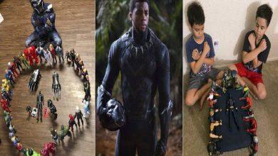 Photo of Niños lloran a Black Panther en funerales simbólicos