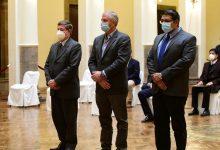 Photo of Añez recompone su gabinete con Branko Marinkovic, Gonzalo Quiroga y Álvaro Tejerina