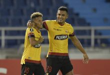 Photo of [VIDEO] BarcelonaSC gana a Junior en Colombia y sueña con jugar Sudamericana