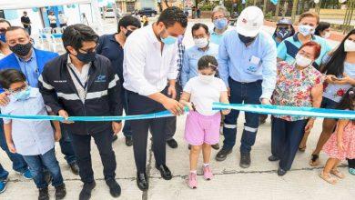 Photo of Samanes 2 recibe obra municipal de reconstrucción de vía