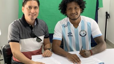 Photo of Christian Alemán es nuevo jugador de Guayaquil City hasta 2021