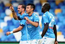 Photo of Hirving 'Chuky' Lozano firma un doblete en goleada del Napoli
