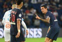 Photo of Ángel Di María recibe cuatro partidos por escupir a Álvaro González