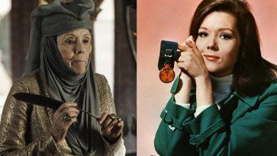 Photo of Muere Diana Rigg actriz de Game of Thrones y chica Bond