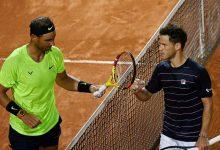 Photo of Diego Schwartzman hace que Rafael Nadal pierda su cetro en la arcilla de Roma