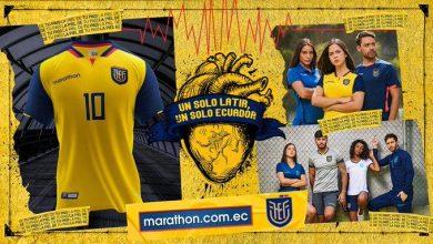 Photo of La FEF lanza la nueva camiseta de Ecuador para las Eliminatorias