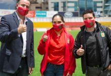 Photo of [VIDEO] Presidenta del Deportivo Cuenca repartirá ganancias del club con grupo financiero