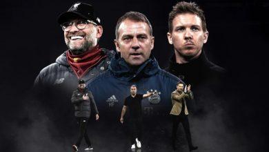 Photo of Flick, Klopp o Nagelsmann, candidatos a entrenador del año de la UEFA
