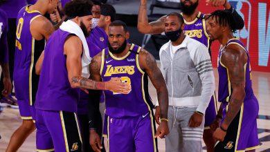 Photo of Lebron James conduce a la final a Los Ángeles Lakers luego de 10 años