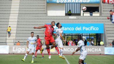 Photo of [VIDEO] Guayaquil City vs El Nacional se suspende por la caída de ceniza