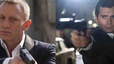 Photo of Henry Cavill levanta la mano para suplir a Daniel Craig como James Bond