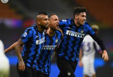 Photo of Inter remontó para vencer (4-3) a la Fiorentina en el debut de Arturo Vidal