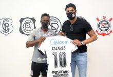 Photo of Juan Cazares es el nuevo volante ofensivo del Corinthians