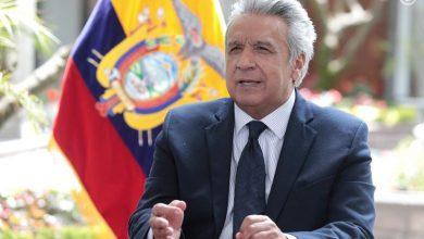 Photo of El mandatario Lenin Moreno felicita al nuevo presidente de Bolivia Luis Arce