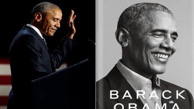Photo of Primer tomo de memorias de Barack Obama saldrá el 17 de nov.