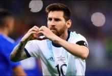 Photo of Enorme gesto de Lionel Messi pensando en los partidos por las Eliminatorias