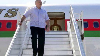 Photo of Lukashenko visita Rusia en medio de protestas en Bielorrusia