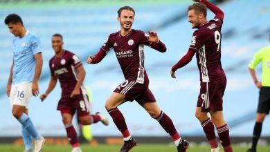 Photo of Manchester City cae (2-5) ante Leicester con tres penales en contra